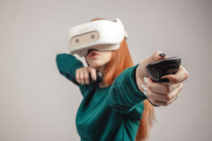 What are Virtual Reality Goggles?